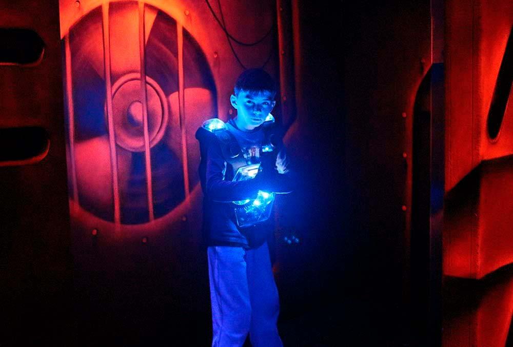 Anniversaires au laser game Baillargues